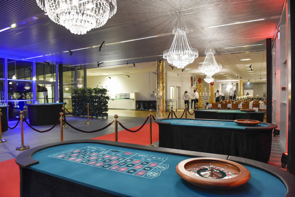 Casino rental - Sundberg Production