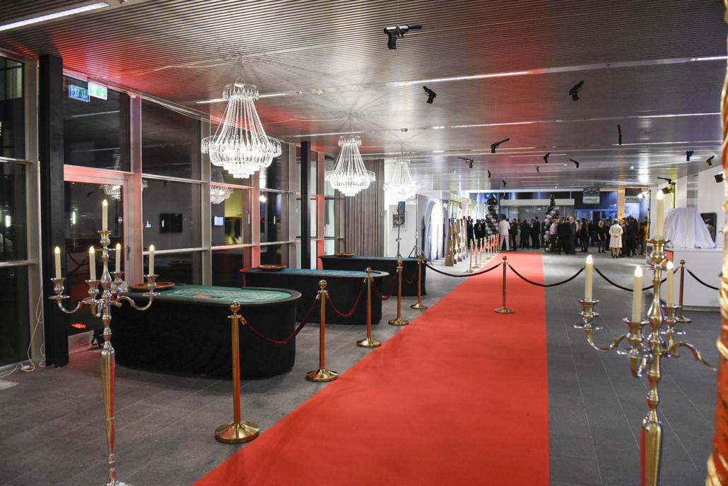 Casino rental - Sundberg Production