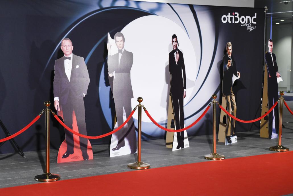 Oticon 007 fest - Sundberg Production